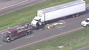 100 Two Men And A Truck Kansas City 1 Man Dead After I70 Crash Involving 2 Tractortrailers