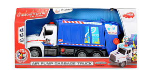 100 Action Truck Amazoncom Dickie Toys 13 Air Pump Garbage Vehicle