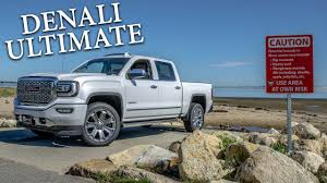 2017 GMC Sierra Denali Ultimate - Quick Look! - YouTube Ultimate Car Truck Accsories Bozbuz Alburque Nm A L Ltd Totally Trucks Street Magazine Parts Custom Sweet_rides Twitter Omaha Best Image Kusaboshicom Bedslide Truck Bed Sliding Drawer Systems Westin Automotive Gmc Upgrades Lovely Sierra Air Design Usa The