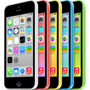 Refurbished Apple iPhone 5c 8GB Factory Unlocked GSM Cell Phone