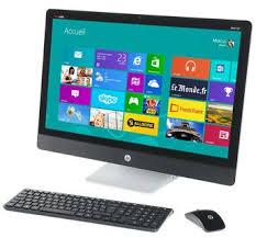 achat ordinateur de bureau hp 27 k280nf j2f90ea abf achat ordinateur de bureau grosbill
