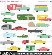 Camper Clipart Family Camping 10