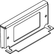 Legrand Floor Boxes Rfb4 by Rfb4 Ci 1 Series Internal Gfi Bracket Ciht Gfi Legrand
