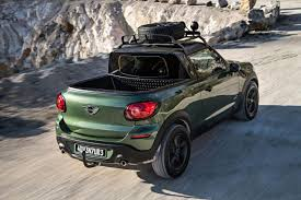 100 Snorkel Truck MINI Paceman Pickup Goes Official Has A Autoevolution