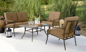 Patio Furniture Sets Sears by Garden Oasis Emery 4pc Cushion Seating Set Limited Availability