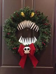 Nightmare Before Christmas Halloween Decorations Ideas by Diy Nightmare Before Christmas Tree Tim Burton Style Tim Burton