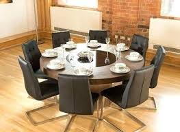 dining room sets for 8 black oval table seats 10 round with chairs