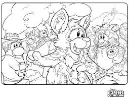 5 Responses To Club Penguin Earth Day Party 2011 Coloring Page Free Item Spoilers