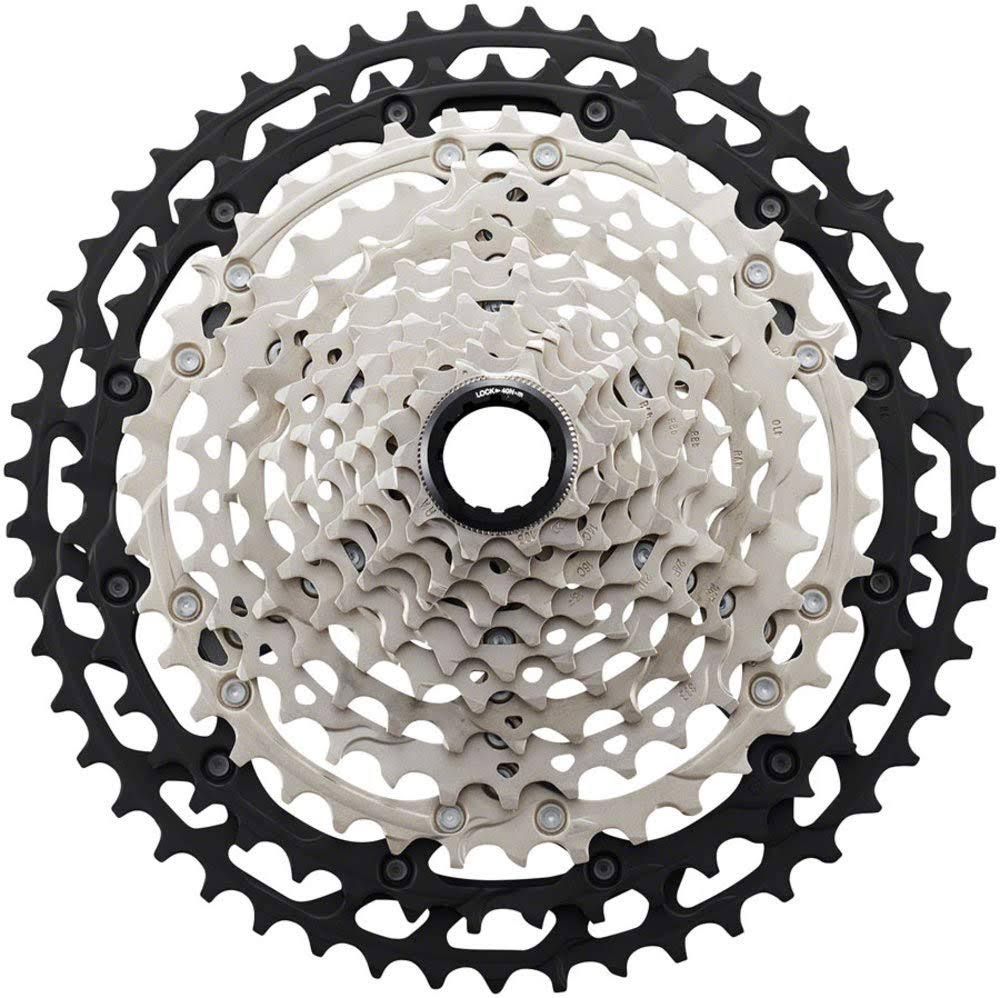 Shimano XT CS-M8100 Cassette - 12-Speed