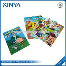 XINYA Bulk Buying Custom Soft Cover Children Coloring Book Printing With Perforation