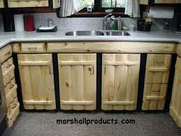 Magnificent Rustic Kitchen Cabinet Doors Ideas Unfinished With