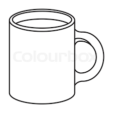 800x800 Mug Icon Coffee Beverage Breakfast And Drink Theme Isolated