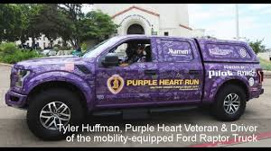 2nd Annual Purple Heart Truck Run, 2017—CARS Hosts San Diego Stop ...