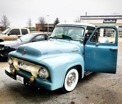 1954 Ford Pickup -F100 -CLASSIC PICK UP TRUCK FROM ARIZONA - SEE ... 1954 F100 Old School New Way Cool Modified Mustangs Ford Burnyzz American Classic Horse Power Custom Truck 72015mchmt1954fordtruckthreequarterfront Hot Rod Resto Mod F68 Monterey 2014 For Sale Classiccarscom Cc1028227 Pickup Classic Pick Up Truck From Arizona See Abes Journal Network Truck Used Sale