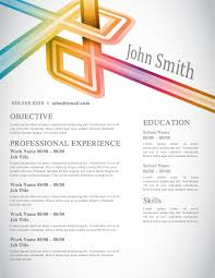 Creative Resumes Are The Best Way To Sell Your Experience And Skills Without You Being Present Plug Resume Content Into One Of Our Templates