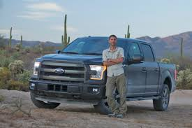 100 Ford Trucks Through The Years VIDEO Four Truck Customers First To TestDrive 2015 F150