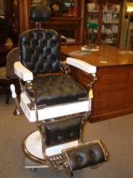 Koken Barber Chairs St Louis by Salado Creek Antiques Koken Porcelain Barber Chair