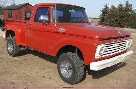 1963 Ford 100 Pickup Truck | Item B8416 | SOLD! February 20 ... 1963 Ford F100 Youtube For Sale On Classiccarscom Hot Rod Network Stock Step Side Pickup Ideas Pinterest F250 Truck 488cube Blown Ford Truck Street Machine To 1965 Feature 44 Classic Rollections Classics Autotrader