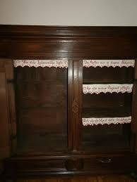 antiker spätbarocker bauernschrank esszimmer schlafzimmer