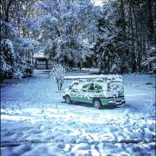 One Of Our Trucks In 11.5 Inches Of Georgia Snow!!! - Yelp