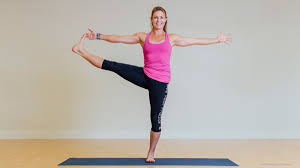 15 Yoga Poses Scientifically Proven To Improve Balance