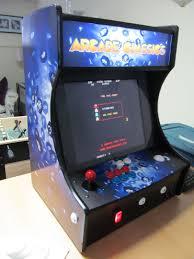 Mame Arcade Machine Kit by Guy Vachon U0027s Titan Bartop U2022 Gameroom Designs