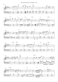 Free piano sheet music Adele All I Ask pdf I don t need your