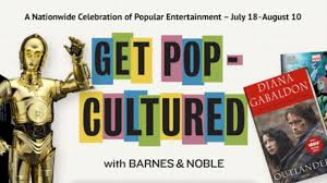Comic Con Month Comes To Barnes & Noble With