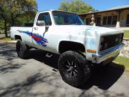 Completely Restored 1985 Chevrolet C/K Pickup 1500 Lifted | Lifted ... Gmc Trucks For Sale Wdow Pickup Truck Uk 44 Used Diesel In Illinois Have Canyon 4 Sale 07 Ram 2500 Mega Cab Laramie 4x4 Diesel Short Bed Test Ford And Broncos Only Girl Owned Truck Page Hq Pics Only Used Ford Trucks For Sale Deefinfo 2008 Ford F150 Supercrew Lariat Lifted Httpwww 4500 Dump As Well Plus Power Chevy Cool Silverado Ltz Apex With New Cars In Chicago Il Autocom Best Of 7th And 164 Custom Lifted Dodge Ram Tricked Out Sweet Farm Elegant
