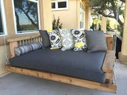 Home Depot Porch Cushions by Swng Ths Genus Swngng Patio Swing Replacement Cushion Covers Porch