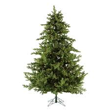 Philips Pre Lit Christmas Tree Replacement Bulbs by Led Pre Lit Christmas Trees Artificial Christmas Trees The