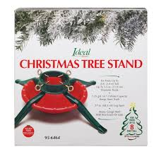 Ace Hardware Christmas Tree Storage by Jack Post Metal Christmas Tree Stand Red And Green 8 Ft Maximum