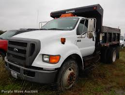 2004 Ford F650 Super Duty Dump Truck | Item EO9689 | SOLD! N...