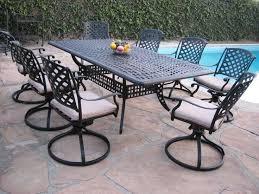 Cast Aluminum Outdoor Sets by Best 25 Cast Aluminum Patio Furniture Ideas On Pinterest Modern