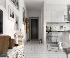 100 Swedish Interior Designer Bright Scandinavian Decor In 3 Small OneBedroom Apartments