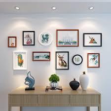 100 Modern Minimalist Decor Der Ative Wall European Photo Wall Frame Creative
