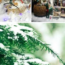 100g 2kg Instant Xmas Magic Snow Power Home Decor Artificial Scene Christmas Tree Decorations In Snowflakes From Garden On