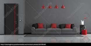 lizenzfreies bild 26158349 graues schwarzes und rotes