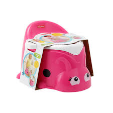 Pink Frog Potty Chair by Fisher Price Ladybug Potty Walmart Com