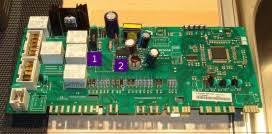 lave linge réparer carte électronique machine à laver indesit