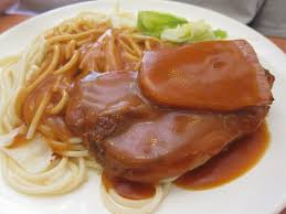 cuisine de a炳 紅酒雞扒火腿意粉 香港荃灣的炳記西餐館 openrice 香港開飯喇