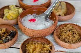 cha e cuisine food name kao chae stock photo image of space 58826030
