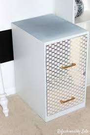 Under Desk File Cabinet by Best 10 Diy File Cabinet Ideas On Pinterest Filing Cabinet Desk