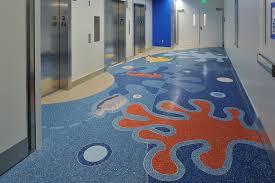 Terrazzo Floor Cleaning Tips by Children U0027s Hospital Of Orange County Terrazzo Flooring Terrazzo