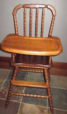 Ebay High Chair Booster Seat by Vintage High Chair Ebay