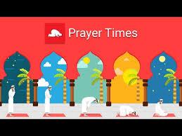 horaires de prières applications android sur play