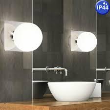 beleuchtung decken beleuchtung glas kugel bad spiegel le