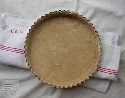 pâte brisée nomade à l huile pour tarte salée cuisine en bandoulière