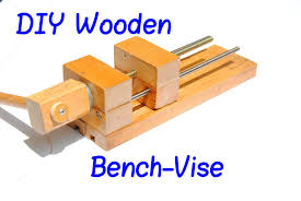 Introduction How To Make A Wooden 6 Bench Vise