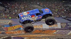 100 Monster Trucks Cleveland VP Racing Mad Scientist Jam Trucks Big Monster